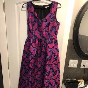 ModCloth Lace&Mesh M maxi dress